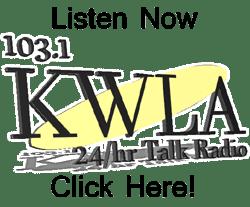 KWLA Listen Now